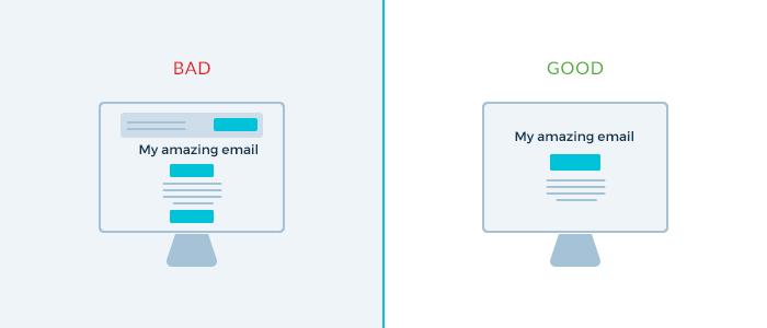 E-mail content