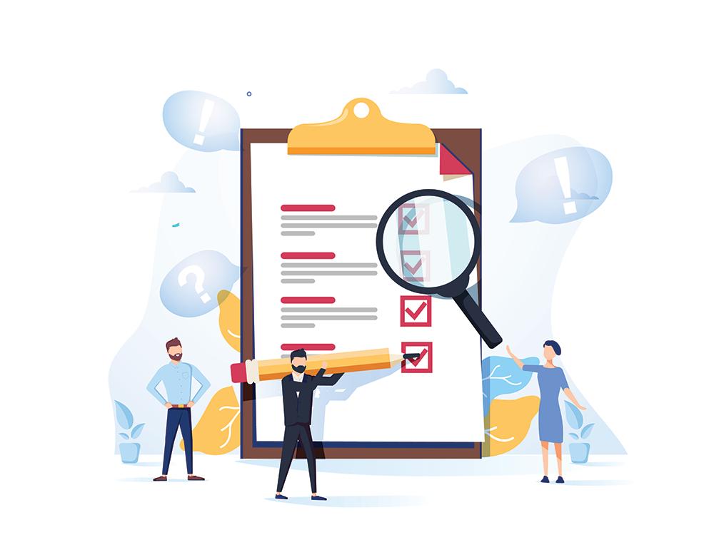 13 vienkārši padomi, kā izveidot efektīvākas klientu aptaujas anketas.
